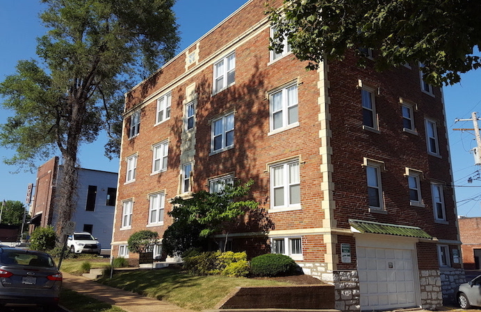 Apartments For Rent Dogtown Hi-Pointe St. Louis MO