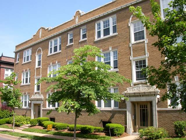 6309-11 south rosebury ave clayton mo apartments